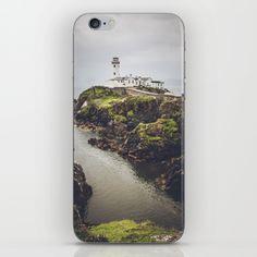 Fanad Lighthouse iPhone & iPod Skin