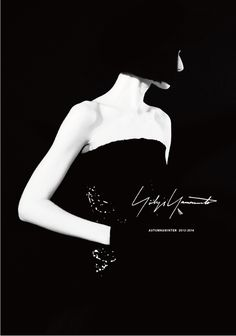 Yohji Yamamoto Campaign