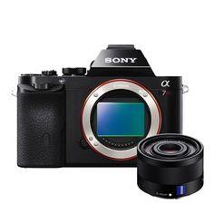 Sony A7R 35mm F2.8 Carl Zeiss Lens Kit