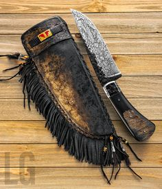 Levi Graham Knives hand forged Frontier knives- Cowboy knives - Period style knives built to last - rawhide sheaths