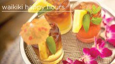 Happy Hours > Waikiki Menus