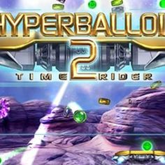 Hyperballoid 2: Time Rider Game - Free Download Put your attentiveness and reaction time on display in a dreadfully high-voltage arkanoid game!