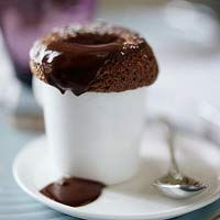One of the most delicious desserts I found on the web, from a chocaholic!