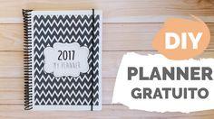 Planner 2017 - gratuito e personalizável - baixe grátis