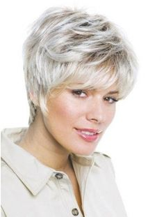 New Short Wavy Synthetic Lace Front Wigs