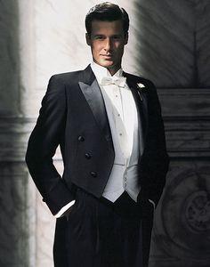 Old Fashioned Tuxedo