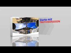 TRAFFICMONSOON – Deutsch – Komm zum Giganten in der Branche | GratisMailer | 3-fach-Effekt per Newsletter, Social-Media und Suchmaschinen