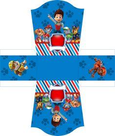 Kit digital Patrulha Canina - Cachepô Paw Patrol Birthday Decorations, Paw Patrol Birthday Cake, Paw Patrol Party, Thomas Birthday Parties, Happy Birthday, Imprimibles Paw Patrol, Paw Patrol Rocky, Cumple Paw Patrol, Diy Party
