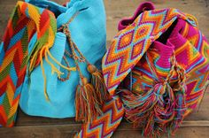 bolsos Wayuu crochet - Buscar con Google