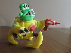 Alienoid - kolejny potwór z modeliny i nauczka na przyszłość