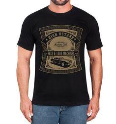 Camiseta Preta – Carro High Octane - Machine Cult - Kustom Shop   A loja das camisetas de carro e moto