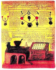 Trecho do testamento em que Nicolas Flamel ensina como fabricar a Pedra Filosofal
