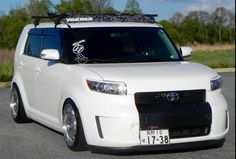 OE Replacement Scion XB Grille Bracket Multiple Manufacturers Partslink Number SC1207100