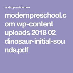 modernpreschool.com wp-content uploads 2018 02 dinosaur-initial-sounds.pdf
