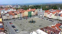**Black Tower (Cerna vez) (great view) - Ceske Budejovice, Czech Republic