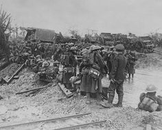 The History Place - World War I Timeline - 1917 - Rain-soaked British