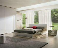 LA FALEGNAMI - Twin shadow bed