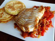 Pisca Hasa (poisson mariné au citron vert et sa sauce) (Aruba-île au large du Venezuela dans les Caraïbes)