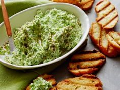 Sweet Pea Dip from CookingChannelTV.com
