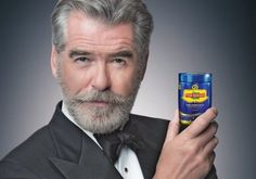 So Pierce Brosnan Is The Star Of This Absolutely Ridiculously Overdone James Bond-ish Commercial for Pan Bahar India