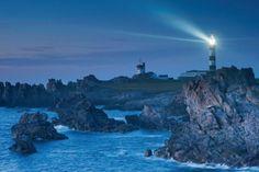 Ouessant et le phare du Créac'h | Finistère | Bretagne | #myfinistere