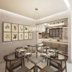 Reforma residencial.  Acréscimo de sala de jantar onde antes havia escada helicoidal de acesso ao sótão.  Projeto Guapo Arquitetura e Interiores.  Modelagem e render @arq.raisamak    #projeto #arquiteta #arquitetura #arquiteturadeinteriores #interiores #designdeinteriores #saladejantar #interiorismo #interiordesign #arquiteturaedesign #diningroom #instadecor #coolreference #decoracao #decoração #3D #sketchup #3dsmax #vray