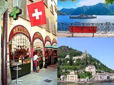 Il Territorio del Luganese : La Svizzera Italiana    cartomanzia professionale x la svizzera  090 147 94 79