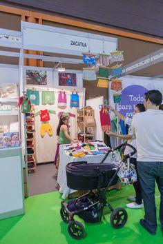 VI Rincón del Bebé, celebrado del 10 al 12 de octubre de 2015 en el Palacio de Ferias y Congresos de Málaga (Fycma).