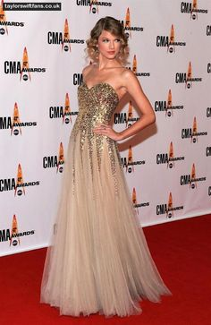 In love with this dress. And the fabulous Taylor Swift is wearing it. Perfection.