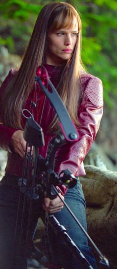 N°13 - Jennifer Garner as Elektra Natchios - Elektra by Rob Bowman (2004)