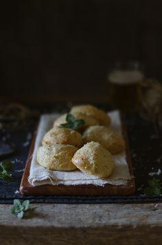 Sabores y Momentos   Gougères de queso {Receta con -y sin- mi nuevo Moulinex i-Companion}   http://saboresymomentos.es