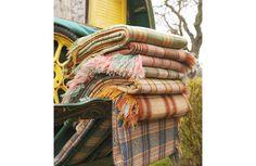 Old Welsh Blankets
