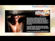 Muscle Factor X Review -- Build Your Muscle Mass Faster And Reduce Body Fat