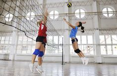 Simple ways you can train better for #volleyball