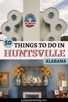 Theres plenty to do in Huntsville Alabama on top of the famous Huntsville Space Center. Check out this complete guide to the 50 best things to do in Huntsville Alabama. Alabama Travel Destinations Family Kids Vacation Wanderlust Off the Beaten Path # Usa Travel Guide, Travel Usa, Travel Tips, Alabama College Football, American Football, Stuff To Do, Things To Do, Kids Attractions, Huntsville Alabama