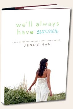 we'll always have summer by jenny han (book 3)