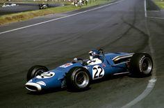 1967 Jean Pierre Beltoise, Matra Sports, Matra MS7, Ford