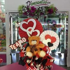 Mothers Day Gifts – Gift Ideas Anywhere Bff Gifts, Best Friend Gifts, Valentines Gifts For Boyfriend, Boyfriend Gifts, Valentine Crafts, Valentine Day Gifts, Photo Bouquet, Valentine's Day Gift Baskets, Teddy Bear Gifts
