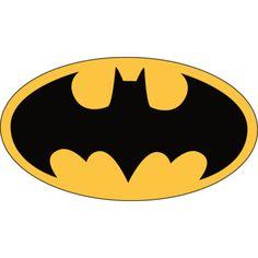 Batman: Logo - X-Large Officially Licensed DC Removable Wall Decal Wall Decal Batman Logo, Superhero Logos, Comic Book Characters, Comic Books, Custom Wall Decals, Batwoman, Bat Signal, Kids Decor, Jr