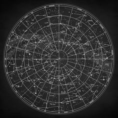 star map, sky map, star chart, zodiac, constellations, astronomy, astrology, space, nasa, aquarius, taurus, scorpio, libra, the universe, astronaut, modern, minimal, boho, black, dark, square, home, office, dorm, decor, living room, bedroom, decorations, gifts, wall art, constellation, pisces, astrology sign, star signs, science, sci-fi, moon, planets, ufo, aliens, galaxy, cosmos, vintage, night, sky, outer space, nebula, milky way, deep space, science fiction, hubble, cosmic, decorative… Star Chart, Zodiac Constellations, Black Dark, Deep Space, Canvas Ideas, Astrology Signs, Milky Way, Outer Space, Astronomy