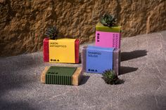 Branding for OMA, a housing project in Mexico City on Behance