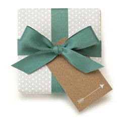 arrow gift tag | sugar paper los angeles