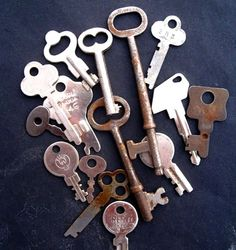 who doesn't love keys..