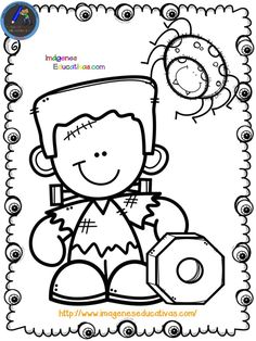 Scary Coloring Pages Kitty Mermaid Coloring Pages Halloween Infantil, Moldes Halloween, Adornos Halloween, Fairy Halloween Costumes, Halloween Clipart, Halloween Crafts For Kids, Halloween Pictures, Halloween Games, Halloween Decorations