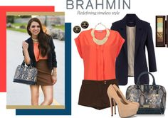 """""""How do you wear your Brahmin?"""" by dominicanbeauty on Polyvore"""