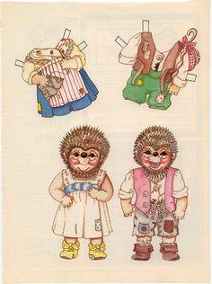 Hedgehog Family #2
