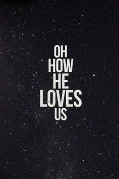 He is jealous for me. Loves like a hurricane and I am a tree bending beneath the weight o His wind and mercy. When all of a sudden I am unaware of these afflictions eclipsed by glory. I realize just how beautiful You are and how great your affections are for me... He loves us <3