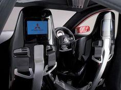 Mitsubishi Lancer Evolution Concept-X '2005