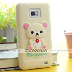 Fashionable and uniqueness, the Rilakkuma Samsung Galaxy S2 case protects your S2, Stylize, customize, and personalize your S2 and gives it a special look.The installation process is quick, simple, and no Samsung disassembly is required.
