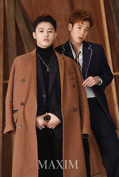 Block B's U-Kwon and P.O are all manly charms in 'MAXIM Femme' http://www.allkpop.com/article/2016/12/block-bs-u-kwon-and-po-are-all-manly-charms-in-maxim-femme